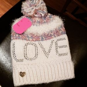 Sun sale Betsey Johnson love hat